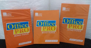 OFFICE PRO BOND PAPER 70 GSM S-20 (COMING SOON) (4742109429845) (4743252738133) (4743253131349)