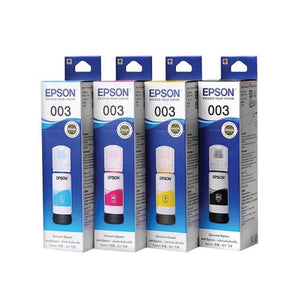 Epson Yellow Ink Bottle C13T00V400 (003 Yellow) (4630975742037)
