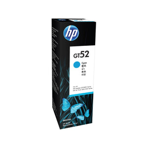 HP GT52 Original Ink Bottle - Cyan (M0H54AA) (4625296752725)