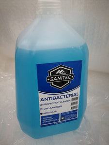 SANITEC HAND SOAP 1 GALLON (COMING SOON) (4742204391509)