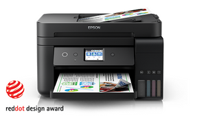 Epson L6190 Wi-Fi Duplex All-in-One Ink Tank Printer with ADF & Fax (4753436868693)