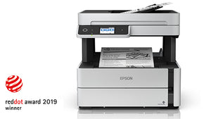 Epson EcoTank Monochrome M3170 Wi-Fi All-in-One Ink Tank Printer w/ ADF & Fax (4753442209877)