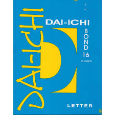 DAICHI BOND PAPER 51 GSM S-16 (COMING SOON) (4742107168853)
