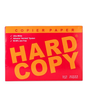 Copy of HARD COPY SHORT COPIER PAPER S20 70GSM (4743233667157)