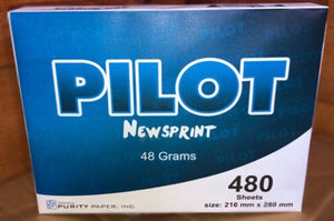 Copy of PILOT MULTI-PURPOSE BOND PAPER LETTER SIZE S-20 70 GSM (COMING SOON) (4743259226197) (4743261028437)