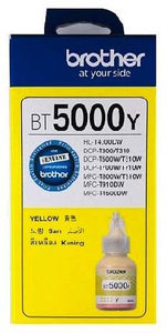 Brother Yellow Ink Bottle (BT5000Y) (4632221548629)