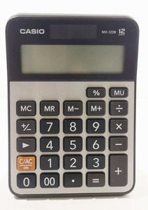 CASIO DESKTOP CALCULATOR MX120B (COMING SOON) (4742130335829)