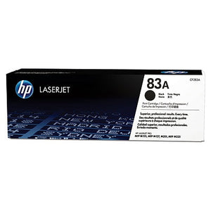 HP 83A Black Original LaserJet Toner Cartridge (CF283A) (4672781680725)