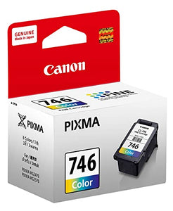 Canon CL-746 Genuine Color Ink Cartridge (CL-746) (4631252893781)