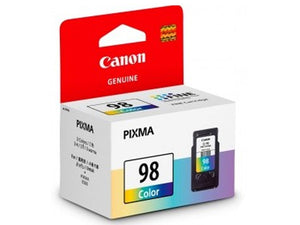 Canon CL-98 Genuine Color Ink Cartridge (CL-88) (4631364173909)