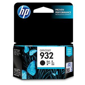 HP 932 Black Original Ink Cartridge (CN057AA) (4634185531477)