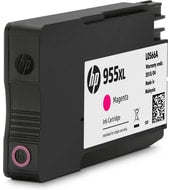 HP 955XL High Yield Magenta Original Ink Cartridge (L0S66AA) (4672249692245)