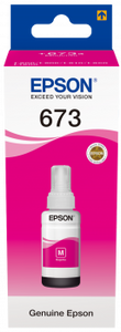 Copy of EPSON T6732 CYAN INK BOTTLE 70ML (4784500113493)