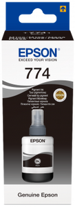 EPSON T7741 PIGMENT BLACK INK BOTTLE 140ML (4784511025237)