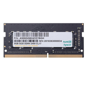 Apacer DDR4 Notebook Memory Module 4GB / 2666MHz (Images are for reference only) (4747657543765) (4747657674837)