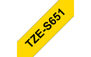 Copy of Genuine Brother TZe-261 Labelling Tape Cassette – Black on White, 36mm widewide (4785186439253)