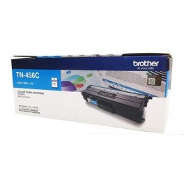 Brother TN-456 Cyan Toner Cartridge (4782862794837)