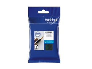 Brother Ink Cartridge LC3617 Cyan (4759866736725)