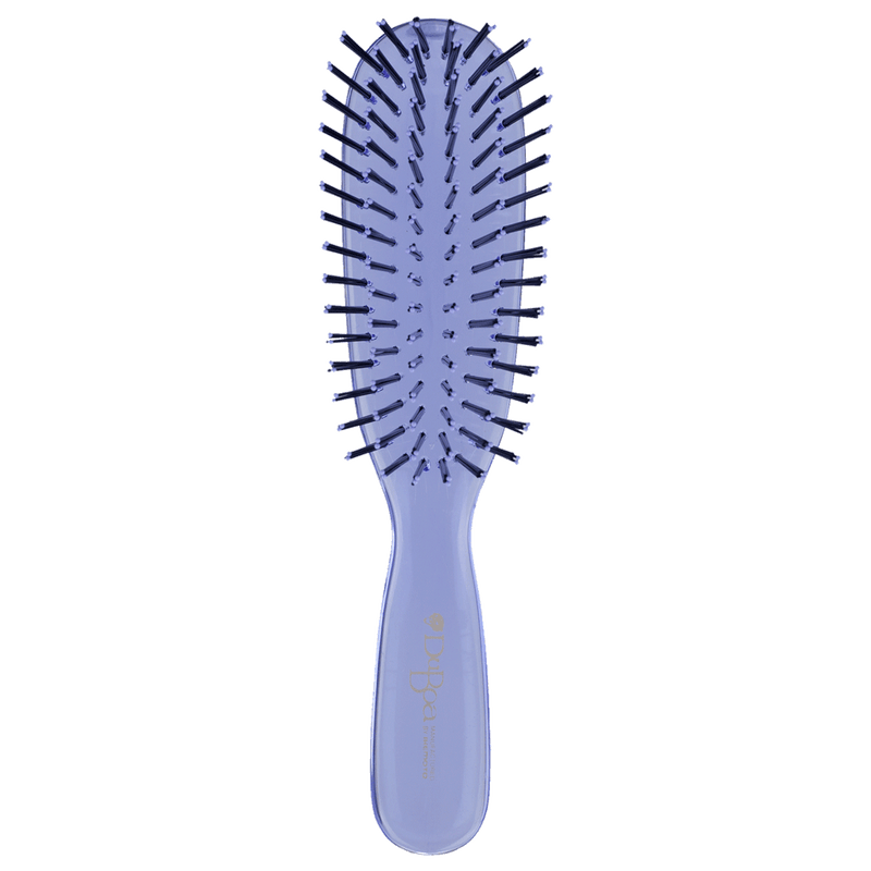 DuBoa 60 Medium Hair Brush | Lilac Transparent
