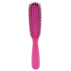 DuBoa 80 Large Hair Brush | Pink Transparent