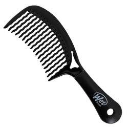 The Wet Basin Comb by Wet Brush | Detangling Comb Black