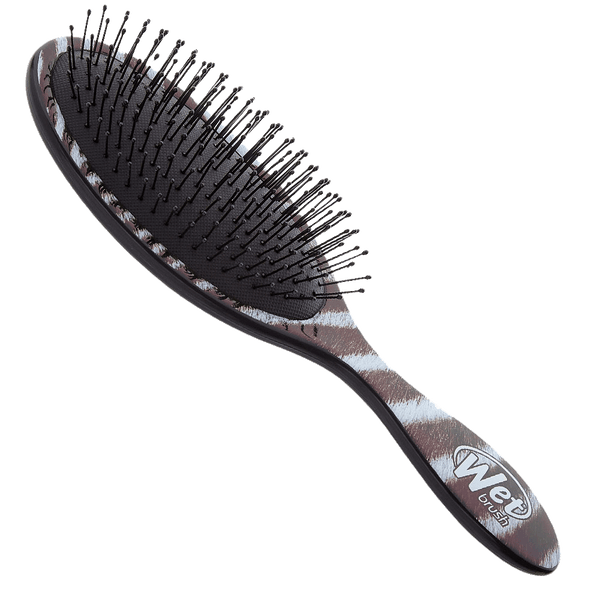 Wet Brush Pro Original Detangler Hair Brush | Zebra Print