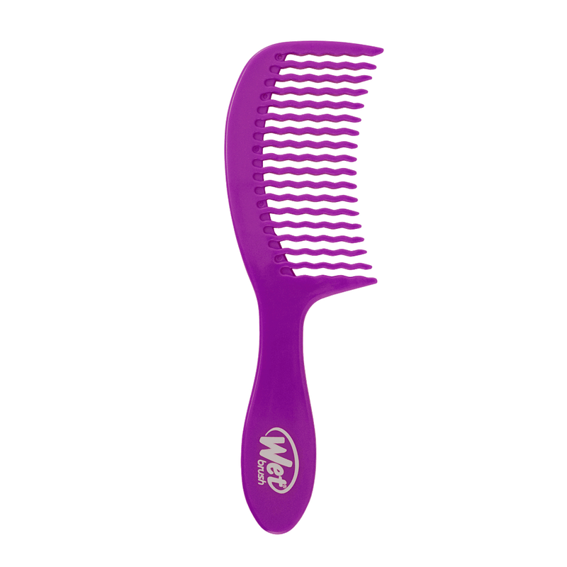 Wet Brush Detangling Comb | Purple