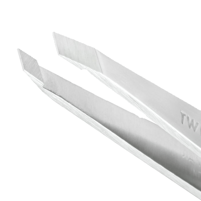 Tweezerman Slant Tweezer | Stainless Steel