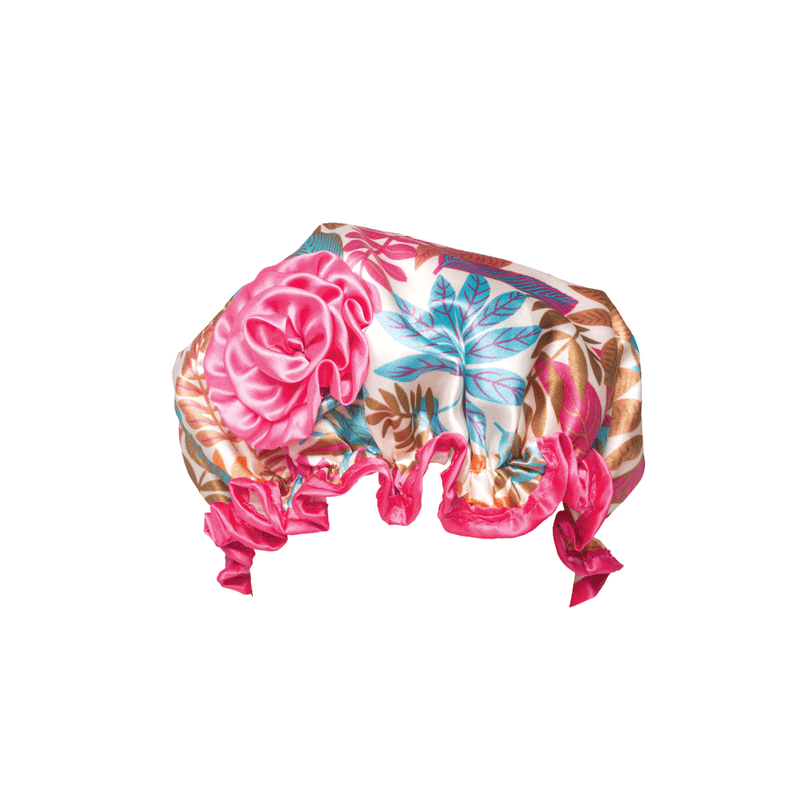 BeautyPRO Havana Tropical Shower Cap