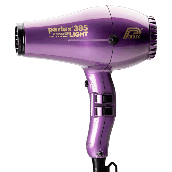 Parlux 385 Powerlight Ceramic and Ionic Hair Dryer | Violet