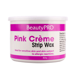 BeautyPRO Pink Creme Strip Wax | 425g