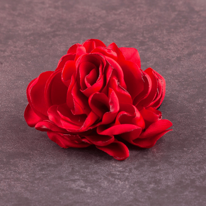 Rose Hair Elastic | Red