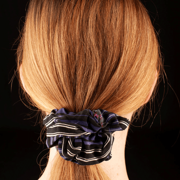 Scrunchies  | Made In Australia | Carnival Stripe Rio