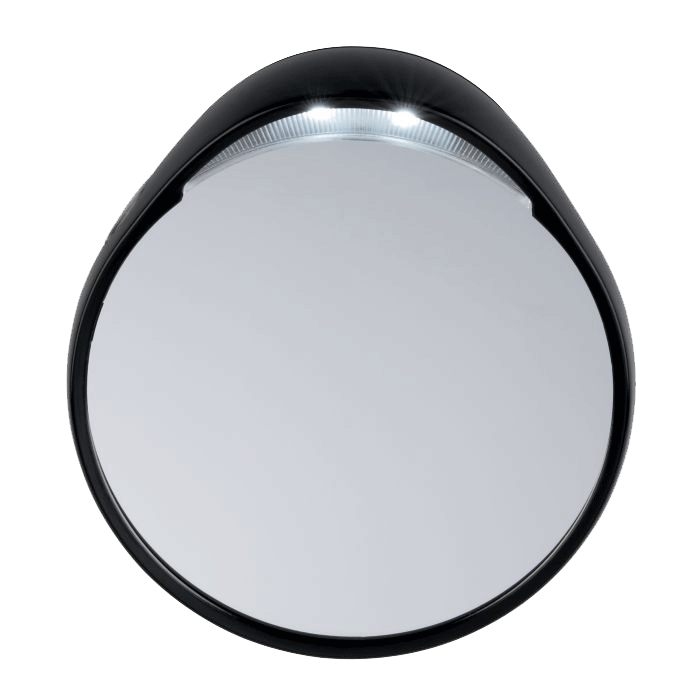 Tweezerman Tweezermate Mirror with Light | 10 x Magnification