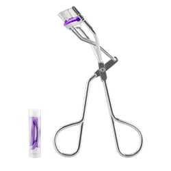 Tweezerman Deluxe Eyelash Curler | Stainless Steel