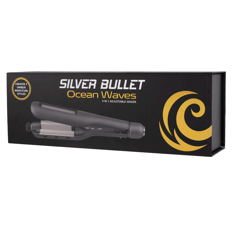Silver Bullet Ocean Waves  |  4 in 1 Adjustable Waver