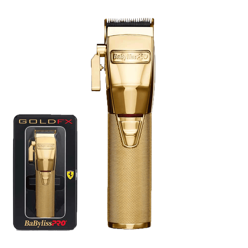Babyliss PRO Gold FX Lithium Clippers