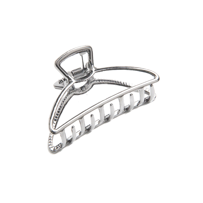 Colette Hair Claw | Silver