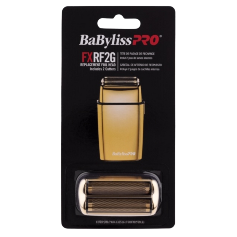 Babyliss PRO Gold Foil FX Cordless Shaver | Replacement Foil Head