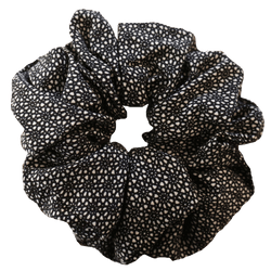 Scrunchies  | Made In Australia | Black & White