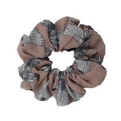 Scrunchies  | Made In Australia | Pink Crane