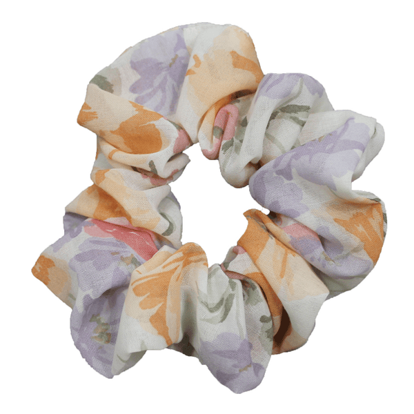 Scrunchies  | Made In Australia | Spring Garden