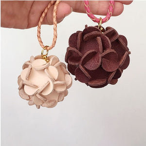 Leather Hydrangea Mold