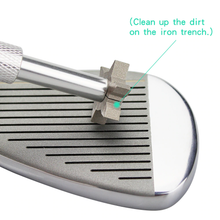 Load image into Gallery viewer, 6-in-1 Golf Groove Sharpener