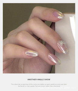 Aurora Nail Powder