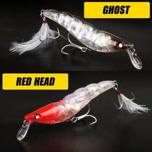 Load image into Gallery viewer, 3D Shrimp Lure