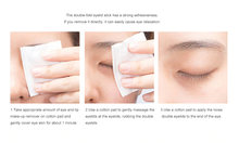 Load image into Gallery viewer, Water-Based Invisible Eyelid Tape