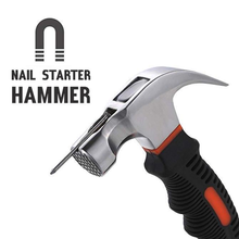 Load image into Gallery viewer, Magnetic Nail Starter Hammer