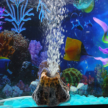 Load image into Gallery viewer, Aquarium Volcano Ornament Kit