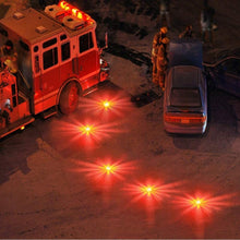 Load image into Gallery viewer, LED Road Flares Emergency Disc Roadside Safety Light